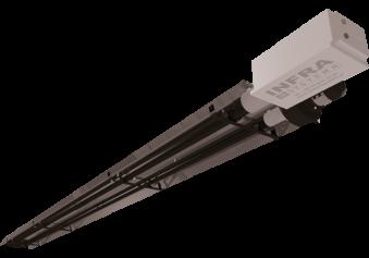 INFRA BU - Promiennik podczerwieni