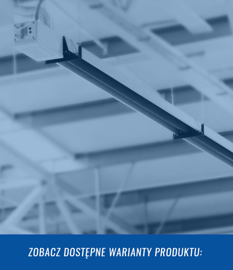 Promienniki gazowe rurowe Infra - producent Systema Polska